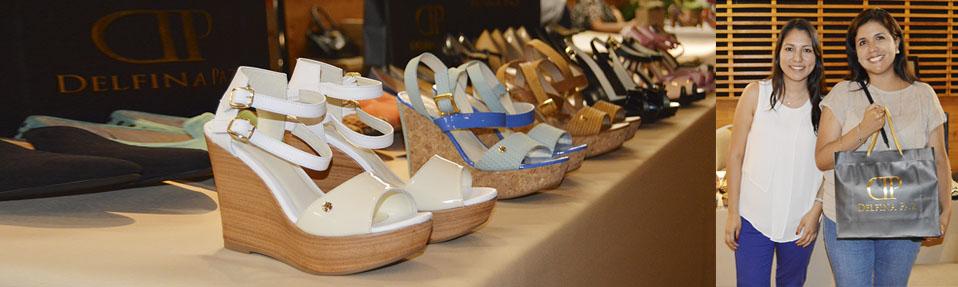 Delfina Paz: nueva marca de calzado