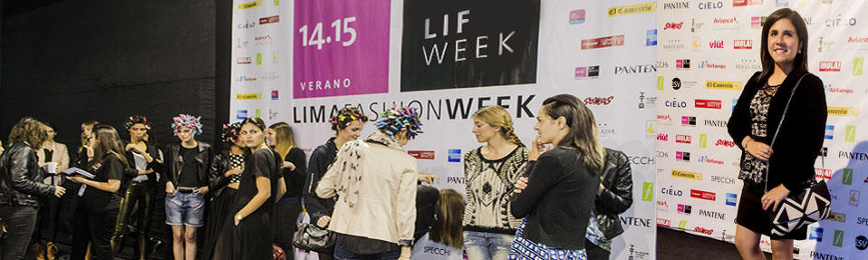LIFWeek Día 2: Outfit + Backstage + Collage de fotos