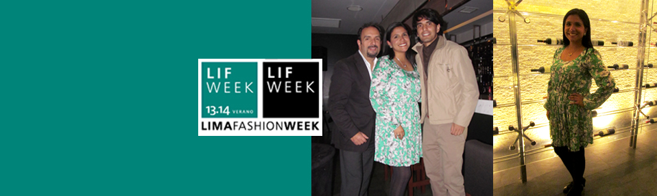 Soy Fashion Blogger Oficial de LIFWeek
