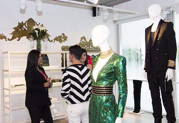 Balmain x H&M_balmainparis_#Balmaination_#HMBalmaination_#HMPERU_#balmainxhm_Jockey Plaza_Olivier Rousteing_Ana López_blog fashion everywhere_www.fashioneverywhere.pe_1 (8)
